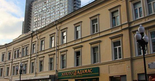 Доходное владение А.А. Лазарик — А.Л. Шанявского