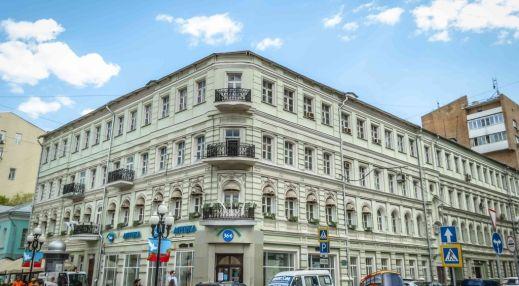 Доходный дом М.И. Хромовой — М.А. Обухова