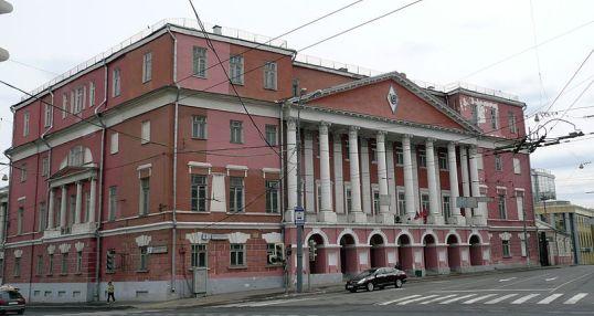 Дом Мусина-Пушкина