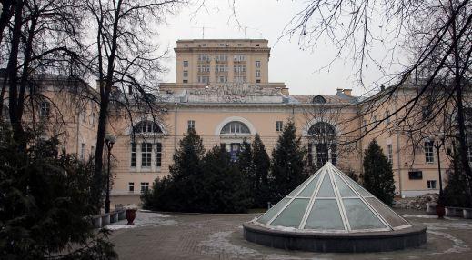 Слободской дворец