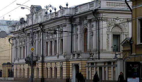 Жилой дом А.П. Ермолова