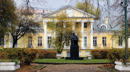 Дом Ростовых