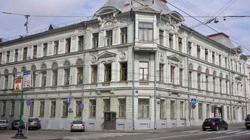 Дом страхового общества «Якорь»