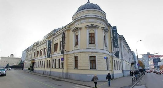 Дом старика Болконского