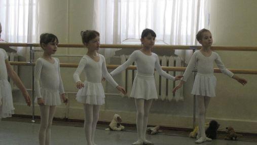 Детская студия Имперского Русского Балета