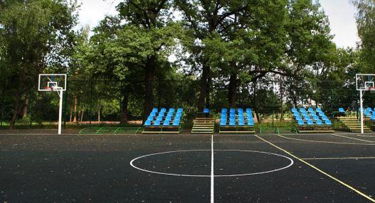 Площадка для мини-футбола и стритбола