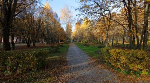 Семёновский парк