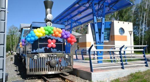 Казанская детская железная дорога
