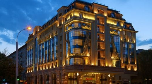 Marriott Novosibirsk