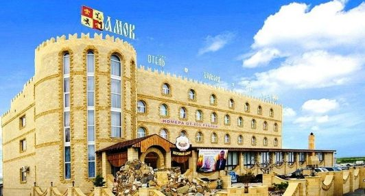 Frant Hotel Замок