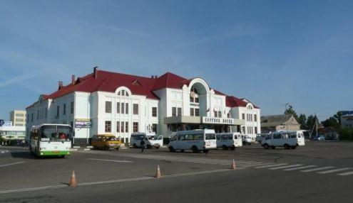 Автовокзал Сергиева Посада