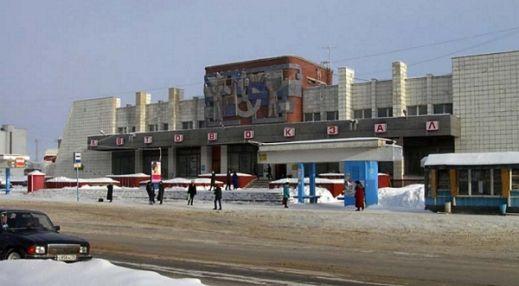 Автовокзал Архангельска