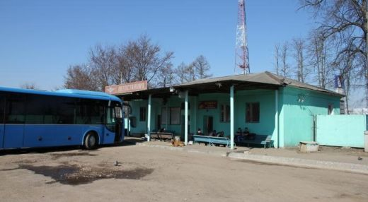 Автостанция Переславля-Залесского
