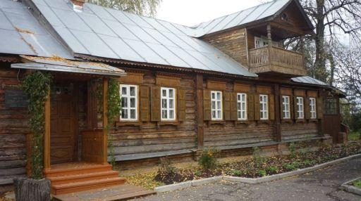 Дом-музей семьи Цветаевых в Талицах