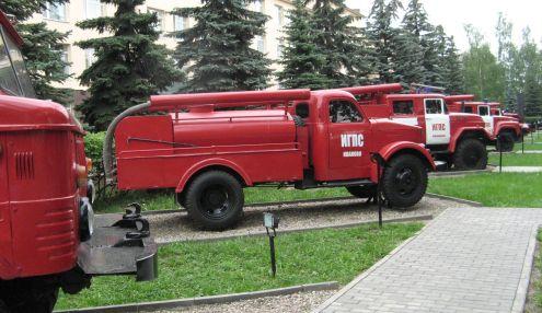 Музей пожарной техники