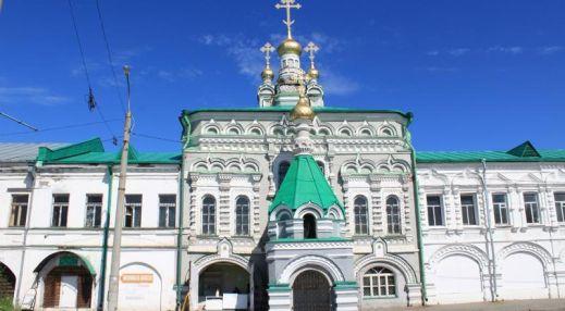 Церковь Зосимы, Савватия и Германа Соловецких