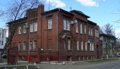 Дом П.Д. Голубева