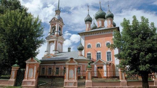 Иоанно-Златоустовская церковь