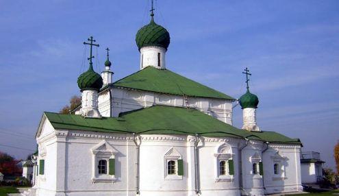 Церковь Рождества Христова на Городище