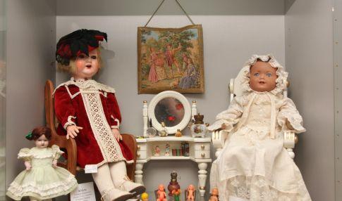 Музей кукол и игрушек