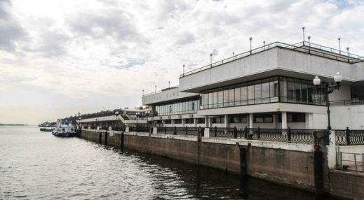 Ярославский речной порт