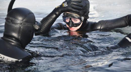 Костромской клуб подводного плавания