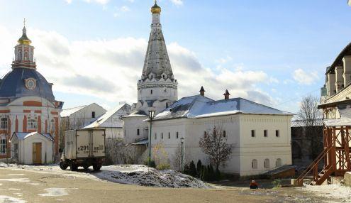Храм в честь преподобный Зосимы и Савватия Соловецких