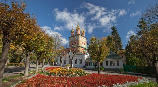 Церковь в честь Рождества святого Иоанна Предтечи