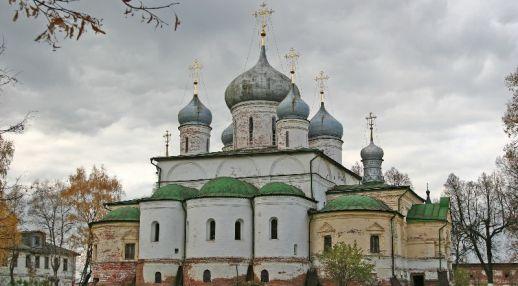 Федоровский монастрь
