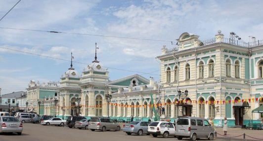 Иркутск-Пассажирский