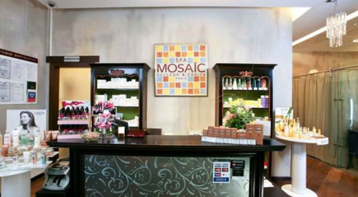 SPA Mosaic