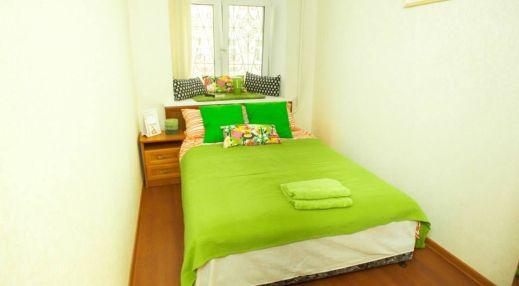 Green Hostel на Павелецкой