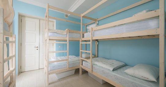 Green Hostel на Белорусской