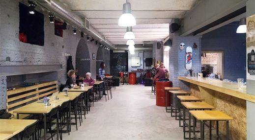 Kraftwerk Bar