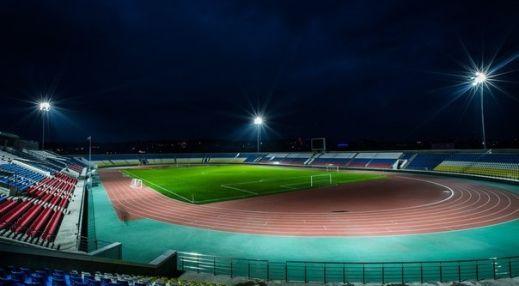 Центральный стадион Республики Бурятия