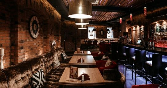 Carabas bar