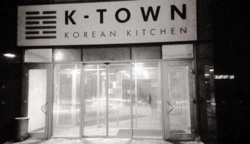 K-Town Korean Kitchen