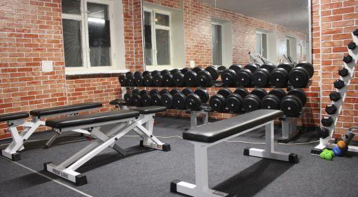 Hard Gym Style