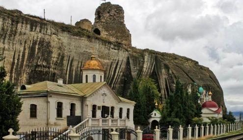 Климентовский пещерный монастырь