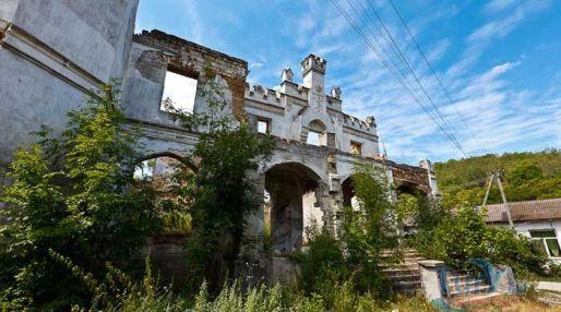 Дворец графини Монжене
