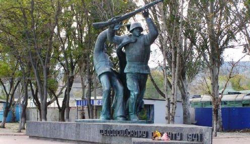 Памятник героям-десантникам