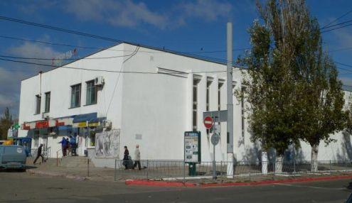 Автовокзал Керчи
