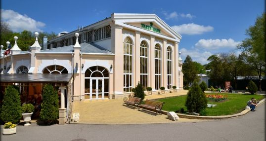 Здание «Театр-Парк»