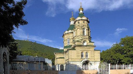 Церковь Лазаря Четверодневного