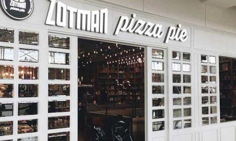 Zotman Pizza Pie