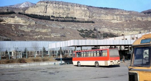 Автовокзал Кисловодска