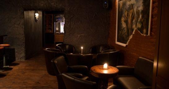 Cocktail Bar Imbibe