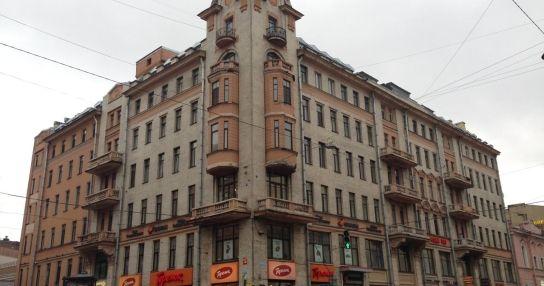 Green Flat на Московском проспекте