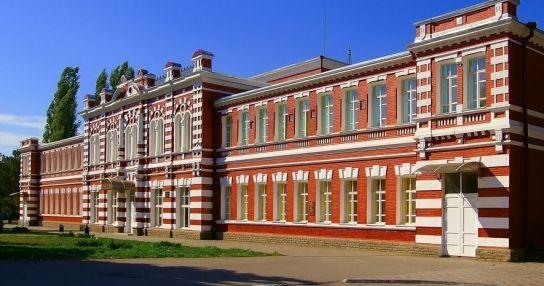 Здание Мужской прогимназии