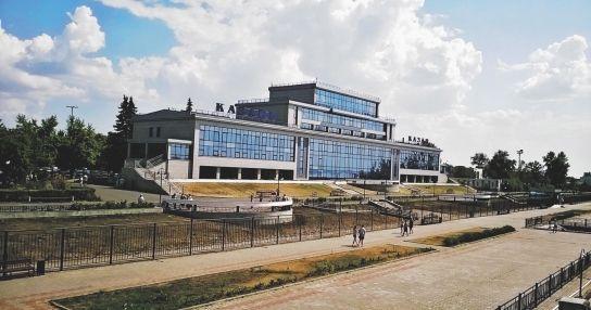 Казанский речной вокзал